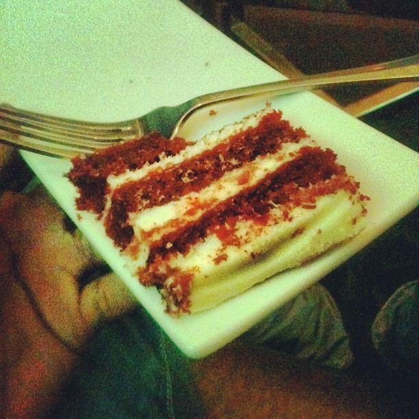 🍴🍰 (Taken with Instagram at The 40/40 Club)