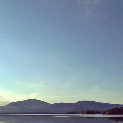 Ashokan Reservoir #boringtitle #phootcamp  (Taken with Instagram)