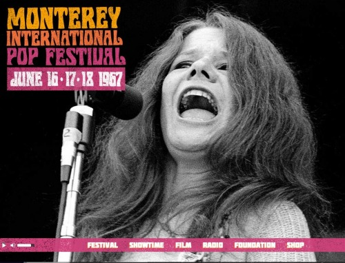 The first official Monterey International Pop Festival website is now live! http://montereyinternationalpopfestival.com/