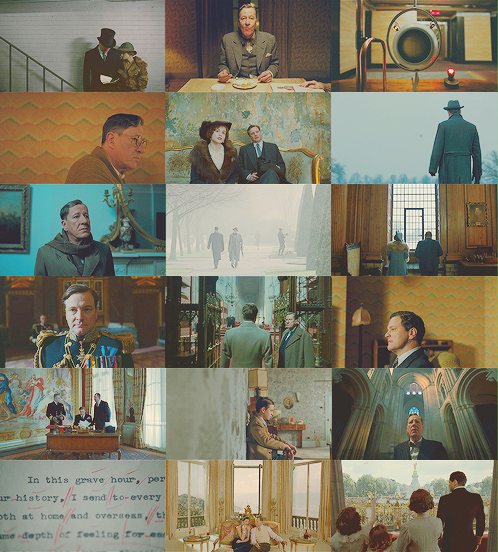 "one hundred films: the king's speech    ↳ ""If I'm a King, where's my power? Can I form a government? Can I levy a tax, declare a war? No! And yet I am the seat of all authority. Why? Because the nation believes that when I speak, I   speak for them. But I don't speak"""