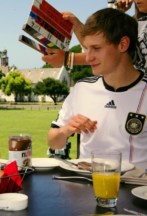"lillion:  does ""I wanna have some god damn breakfast with the german nt"" count as a ECSF?"