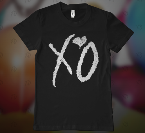SOLD OUT Fan XO Shirt