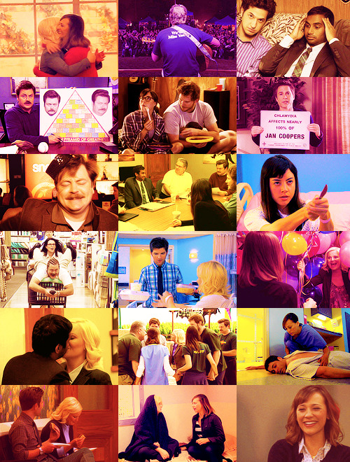 Parks and Recreation, Season 3