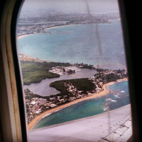 See you later Puerto Rico…!!! (Taken with Instagram)