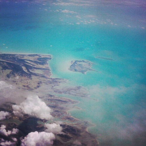 Gettin closer to home…Florida Keys… (Taken with Instagram)
