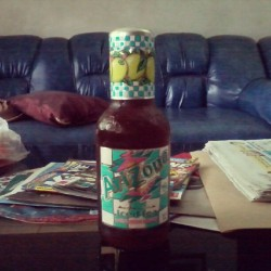 Popped my Arizona cherry #icedtea #drink (Taken with Instagram)