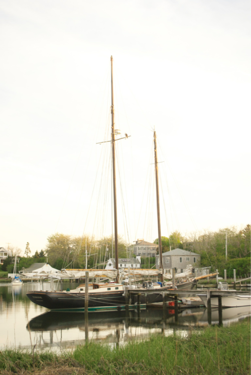 boatporn:  TYRONE, of Chatham.