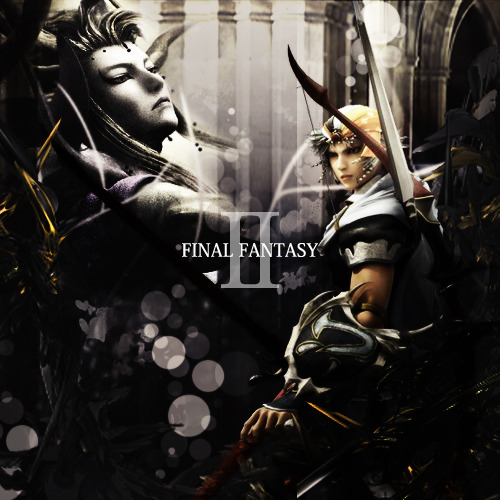 final fantasy series 2/13 FINAL FANTASY Ⅱ