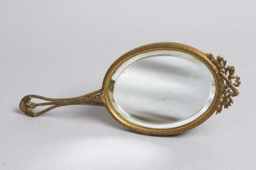 Gilt-bronze hand-mirror Source: http://vodyan7.blogspot.com.au/2011/05/blog-post_17.html # Amazing - Chapter 9