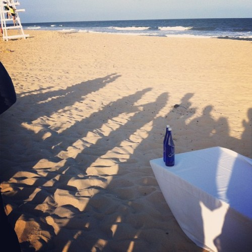 Parties in the U.S.A. (Taken with Instagram at Indian Wells Beach)
