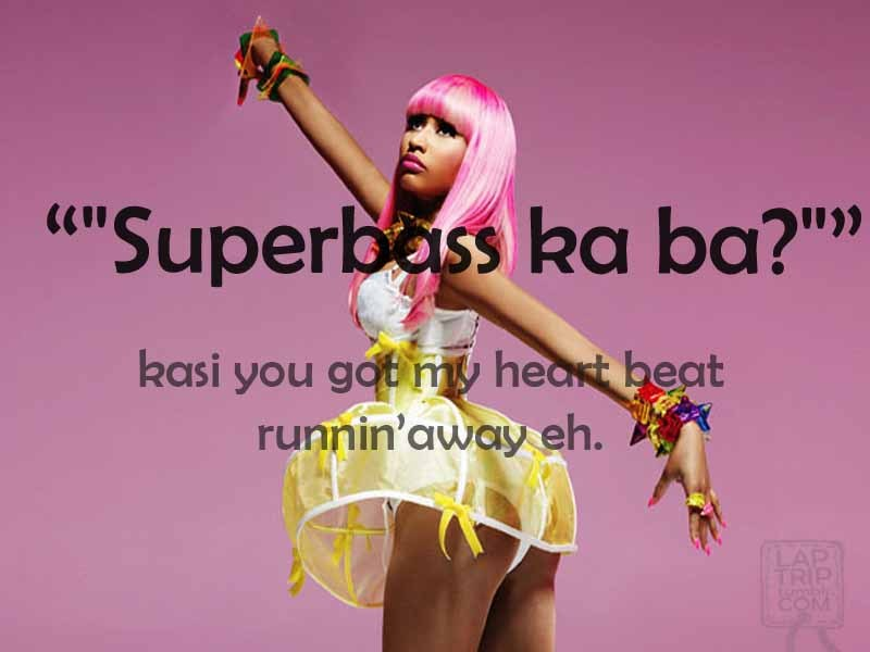 laptrip:  SUPERBASS