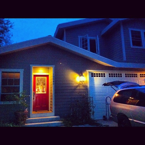 Feels like home to me (Taken with Instagram at Our humble abode )