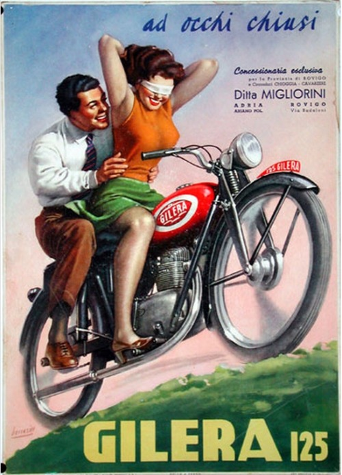 (via Excellent Vintage Motorcycle Posters)
