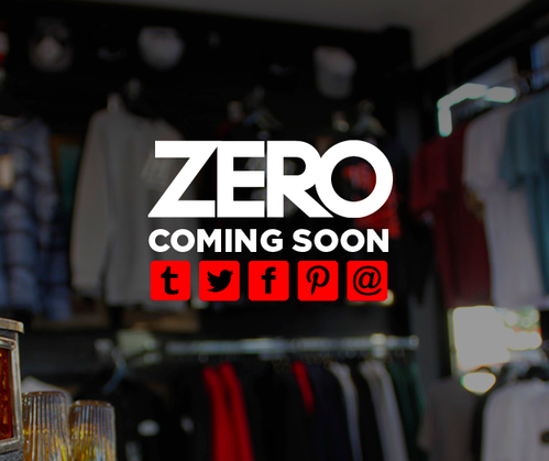 www.zeroboutique.com.au coming soon!