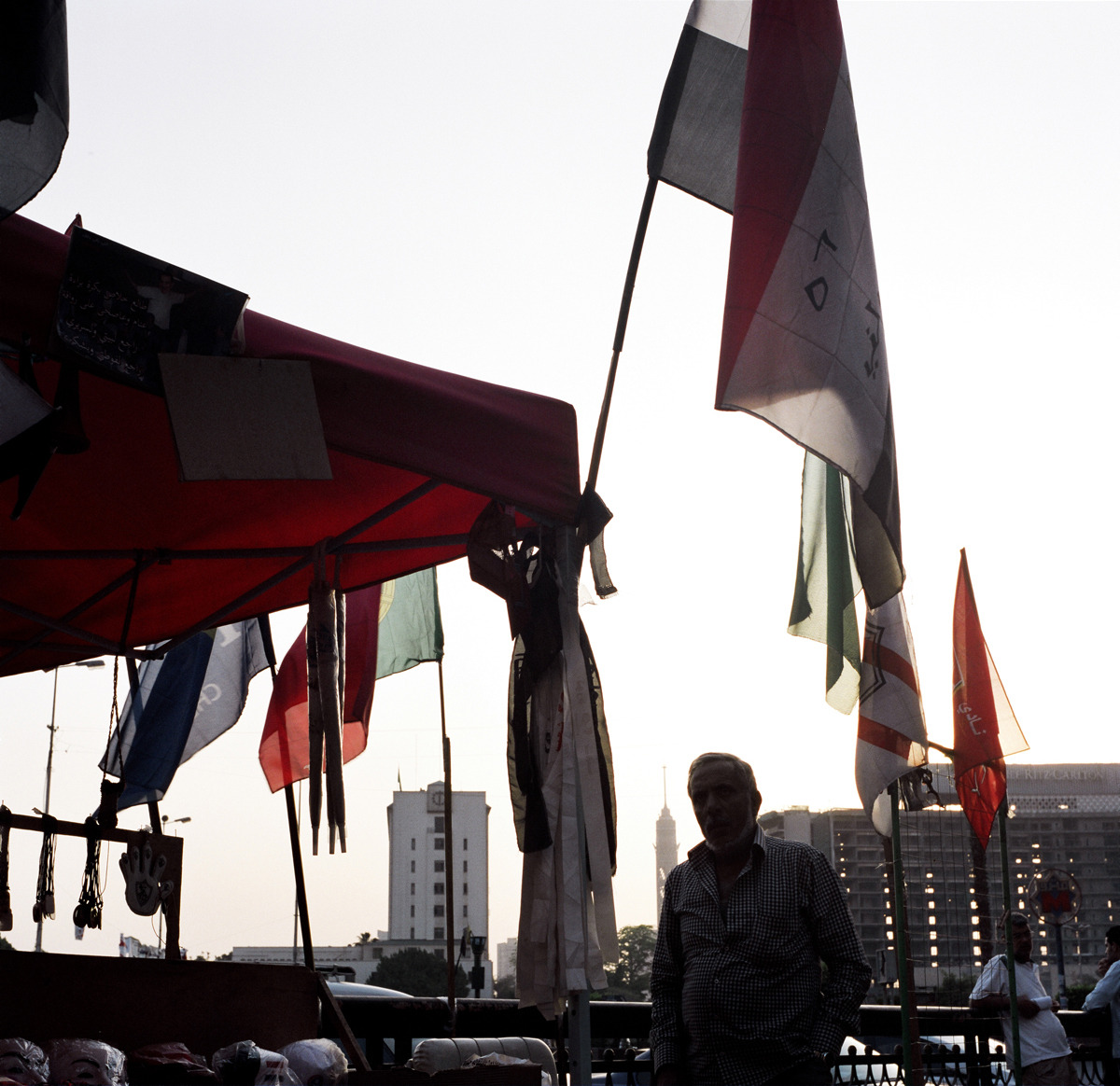 Tahrir Square, May 2012.