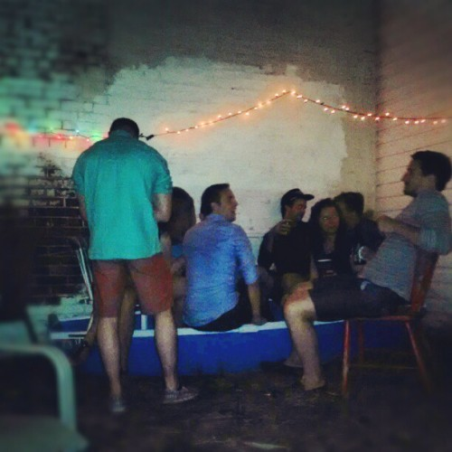 Now everyone is in the boat!  (Taken with Instagram)