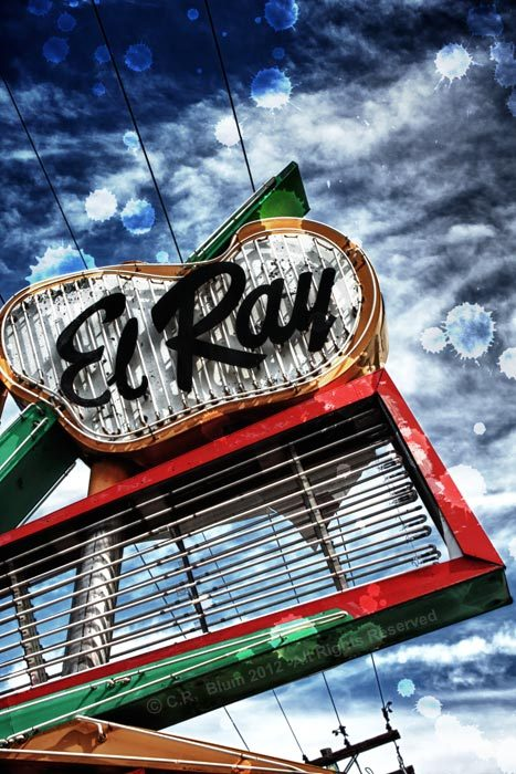 """El Ray IV""© Copyright - 2012 - All rights reservedTo see more of my work please check out my other web sites http://www.twotone.net/    http://www.facebook.com/crblumphoto"