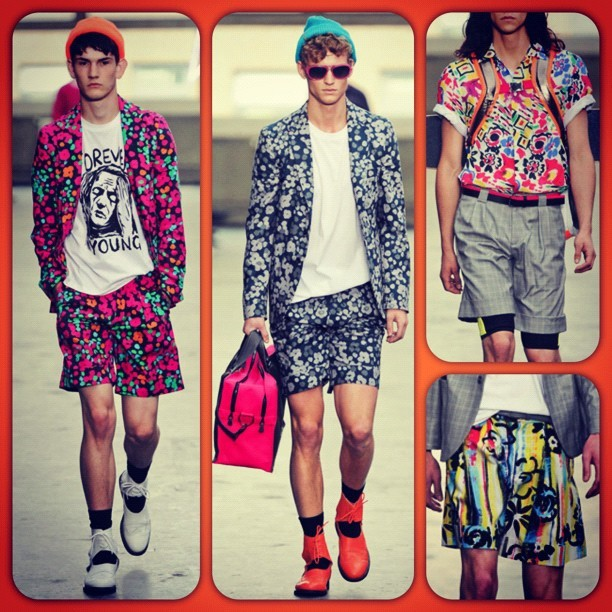 Can't wait. Topman Design #SS13. #londoncollections #menswear #fashion 😲😲😲 (Taken with Instagram)