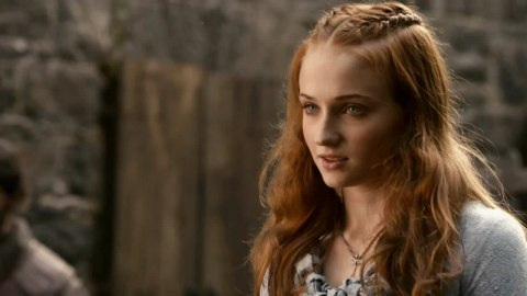 "In Defense of Sansa Stark Sansa Stark must be one of the most hated characters in A Song of Ice and Fire. The vitriol levelled against her is often frightening in its intensity, surpassing that for actually horrific characters like Joffrey and Ramsey Bolton. Her crime? The unforgivable fact that she is a pre-teen girl. As a massive fan of Sansa, even I must admit that she is difficult to like at first. She's spoilt and a bit bratty. She fights with her fan-favorite sister and trusts characters who the reader knows are completely untrustworthy. She is hopelessly naive and lost in dreams of pretty princes and dashing knights. She acts, for all intents and purposes, like the eleven year old girl that she is. Most of us were pretty darn unbearable to older people at that age (and that's fine, because they were also pretty unbearable to us). Robb and Jon, although older than Sansa, are similarly misguided and bratty, with Jon's constant ""poor me, I deserve so much more"" attitude at the Wall, and Robb's clumsy attempts at being the Lord of Winterfell. But these mistakes are only reprehensible to readers when they come from a girl, interested in girly things and making girly mistakes. Because viewers have been taught that ""girly"" is automatically bad. I love bad-ass, sword-wielding heroines as much as the next person (Arya and Brienne are two of my other favorite characters in anything ever), but the focus on this sort of female character — the oft-cited ""strong female character"" — seems to suggest that femininity is still bad, and that women can only be strong by adopting stereotypically male roles and attitudes. There's nothing wrong with Arya declaring that being a Lady does not suit her and forging her own path, but saying that all female characters must take this attitude is as sexist and dismissive as saying that all female characters must be weak and take a backseat in events. Femininity is not bad, just as masculinity is not necessarily good. Sansa plays an important role in the narrative, because she shows how societal expectations of women completely screw them over. She believes in everything that her parents and her septa have taught her. She believes in stories, and she believes that the greatest thing she can do is marry the prince (who will, of course, be chivalrous and honorable and handsome and kind) and have his children. She has spent her life in the cold castle of the North, dreaming of stories of tournaments and beauty in the south. Because people want her to be that way. That is how they think the ideal young woman should be. And it almost destroys her. Worse, it brings the reader's hatred down on her, because even though women are told they are only ""good"" if they fit into this role, the role itself is seen as weak, manipulative, stupid and generally inferior. It is the Catch 22 of being a woman, both in Westeros and in our own world: no matter what you do, you are criticized, especially if you don't act like Arya Stark and fight to become ""one of the boys."" And so some ""fans"" of the series declare that they wish Sansa would get raped, a woman's punishment for daring to act how she has been taught. For daring to act feminine, and making mistakes while doing so. And all this hatred misses the fact that Sansa is one of the strongest individuals in the entire series. In a world where people drop like flies, in an abusive situation that would break so many people, Sansa survives. Sansa endures. She stays strong, and she never gives up.  As Brienne says to Catelyn, she has a ""woman's courage."" She learns how to play the game. She wears her courtesy for her armor, and she listens, and she adapts, and she keeps her cards close to her chest. She learns how to smile and curtsey and use her words to keep going long after other, older, more experienced players, including her father, are destroyed. But she will not kneel. She will not weaken. She remains strong, and she remains determined, because the North remembers, and her day will come. Her ""woman's courage"" keeps her alive and in the game where characters like Arya would not last five minutes. Most impressive of all, Sansa maintains one key part of her personality that others might dismiss as ""weak"" or ""feminine"": her kindness. She manages to be brave and gentle and caring, despite the trauma she goes through. She shows love and affection to little Robert and to Tommen. She puts herself at risk to save Ser Dontos, using her words and her courtesy to trick Joffrey into doing as she desires. She cares for and calms the people of King's Landing during the Battle of the Blackwater, despite the fact that she is so young and so inexperienced and few of them have ever done anything to help her. She knows that if she were Queen, she would make the people love her, because she cares about other people, even when her own life is torn apart. Traditional femininity is not innately inferior. It has its own kind of strength and its own kind of power, and Sansa Stark demonstrates that better than any other character I've encountered. She is not fierce or rebellious. She is not ruthless or brutal. But she is strong. She is a survivor. And that should not be dismissed."