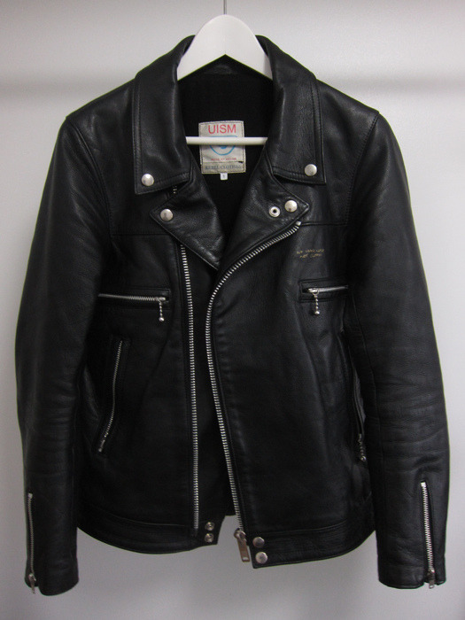 lochews:  Recent Purchase: Undercover SS 11 Basic Riders Jacket