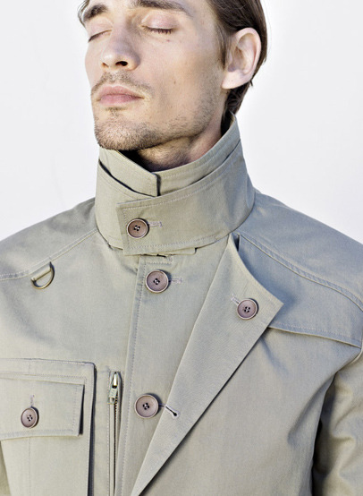 thefashionguy:  mensfashionworld: JohnnyLove 2012 Spring Summer Mens Collection