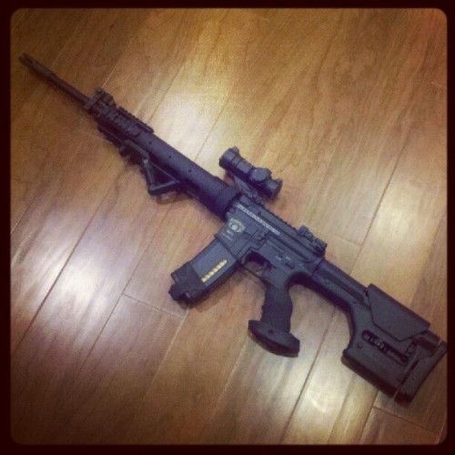 Blackwater BW15 DMR (Taken with Instagram at Outer Heaven)