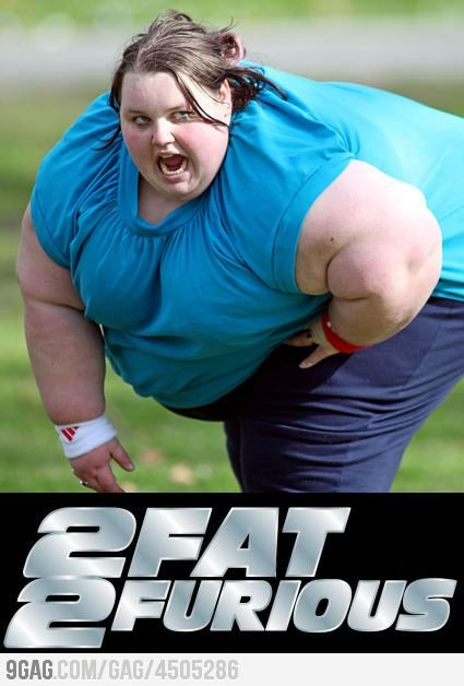 finofilipino:  2 Fat 2 Furious
