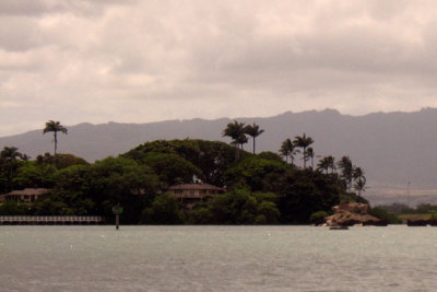 Ford Island, Pearl Harbor, Oahu, 2011