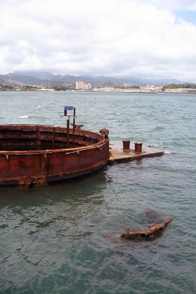 USS Arizona Memorial, 2011
