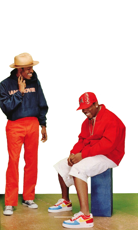 this-shit-rye-here-nigga:  iam-society:  TRANSPARENT OUTKAST CHILLIN ON YA BLOG