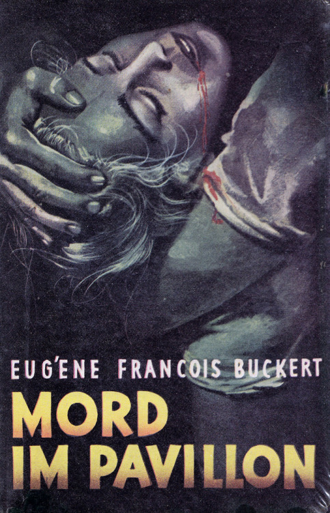 Eugene Francois Buckert / Mord im Pavillon (by micky the pixel)