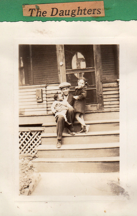 The Daughters 1930's [Dean Family Album] ©WaheedPhotoArchive, 2012