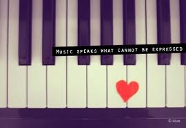 Music speaks what cannot be expressed.
