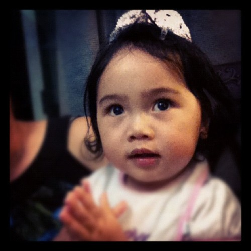 Baby Princess (Taken with Instagram)
