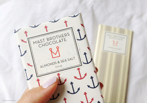 What beautiful packaging. Via andyheart
