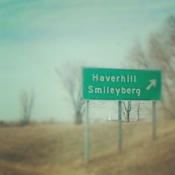 An actual city. #whoknew  (Taken with Instagram)