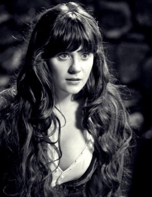jerksicaday:  94/100 Zooey Deschanel