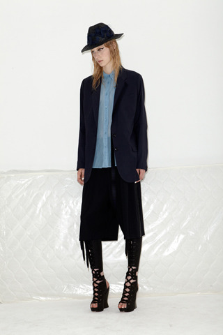 Acne Resort 2013 Collection Slideshow on Style.com