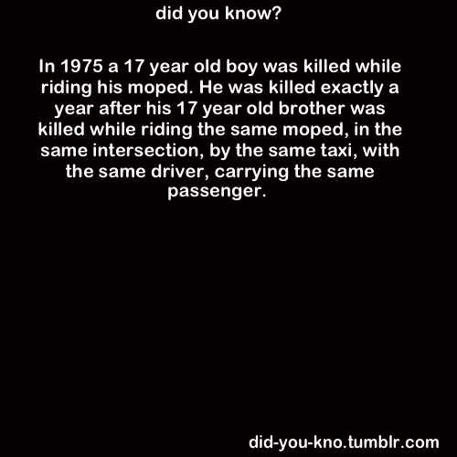 did-you-kno:  Source  HAHAHAHAHAHAHAH!!! Poor guy!! xD!!