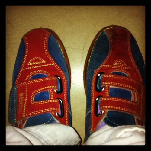 #littlefoot #bowling #4y #wdywt lawlzz (Taken with Instagram at Oak Tree Lanes)