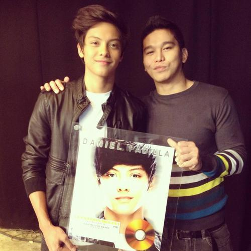 CONGRATS DJ!! YOU DESERVE IT!! :))