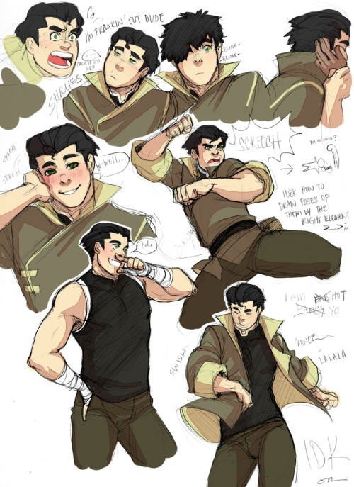 hinokit:  More Bolin and with colours!