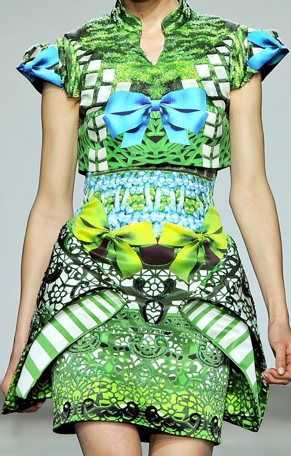Mary Katrantzou Collections  fw 2012-3