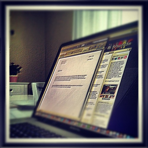 #doing #some #homework #sunday #raining #luleå #sweden #max #instanerd #instagram #followme #followback #teamfollow (Taken with Instagram)