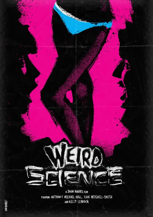 danielnorris:  Weird Science by Daniel Norris - @DanKNorris on Twitter.