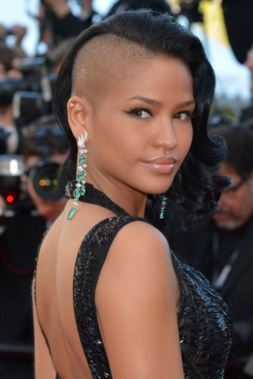 Cassie attends the 'Killing Them Softly' Premiere