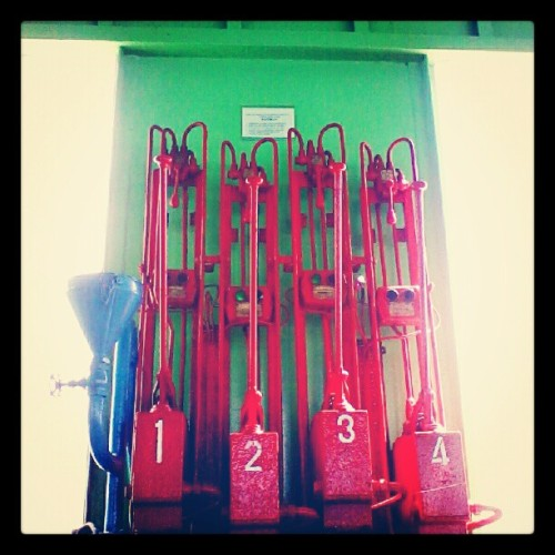 Penang ferry. #ferry #Penang #breaks #levers (Taken with Instagram)