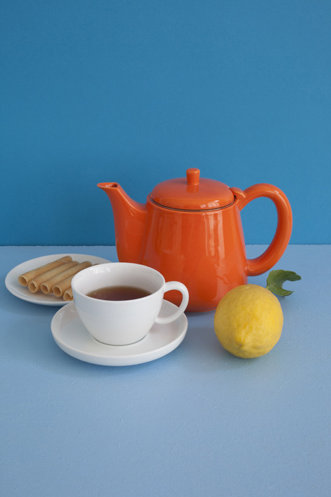 Tea set by George Sowden, Photo by Alice Fiorilli, 2012.