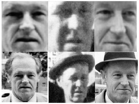 E Howard Hunt was a CIA man who was also involved in Nixon's Watergate scandal. Nixon payed Hunt and the others involved a million dollars to keep their mouths shut about Watergate when his boys, including Hunt were arrested.  Hunt is photographed in Dealey Plaza dressed as a tramp, being escorted from the scene by a couple of police officers.  These 'tramps' hardly look like tramps. Hunt also left a deathbed confession about his involvement. To hear the confession, click the youtube link below. http://www.youtube.com/watch?v=DbD_u7nUB_c