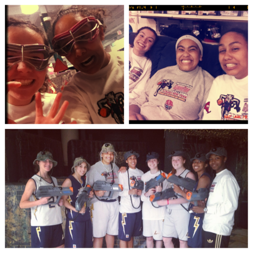 Great weekend with my team, this is our last year together . I love them!